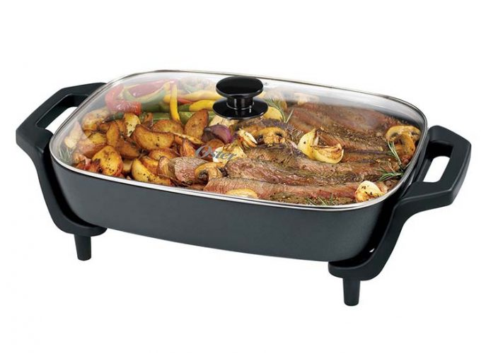 Oster 12 16 Inch Electric Skillet